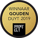 Winnaar Gouden Duyt 2019